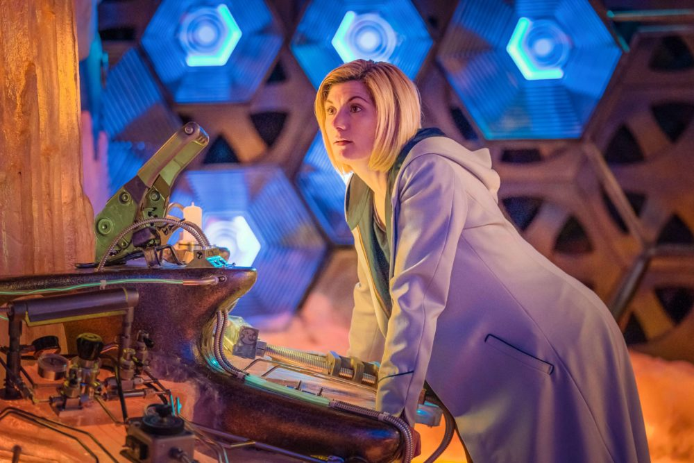 Doctor Who - Thirteen in TARDIS