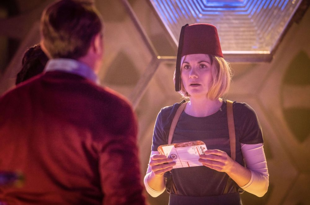 Doctor Who - Thirteen Fez