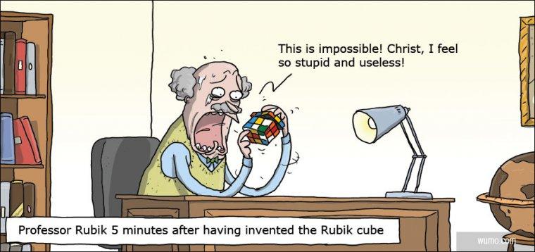 Profesor Kubik