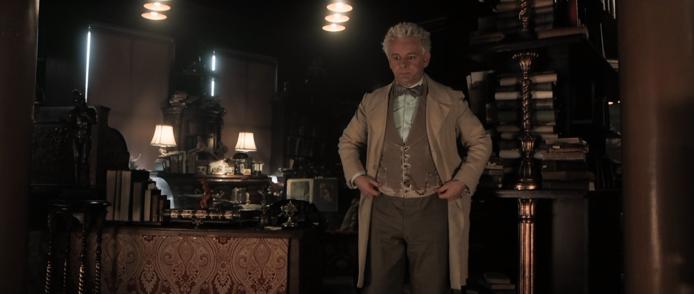Good Omens – Aziraphale outfit