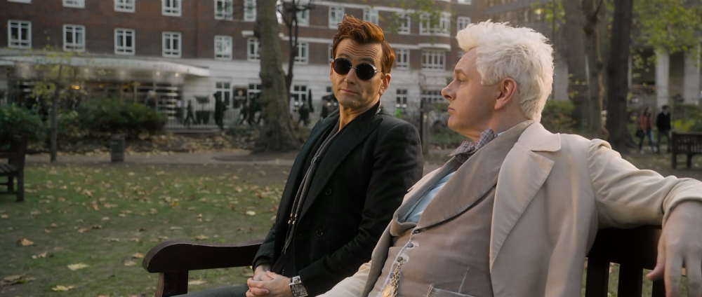 Good Omens – Finale