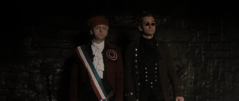 Good Omens – French Revolution