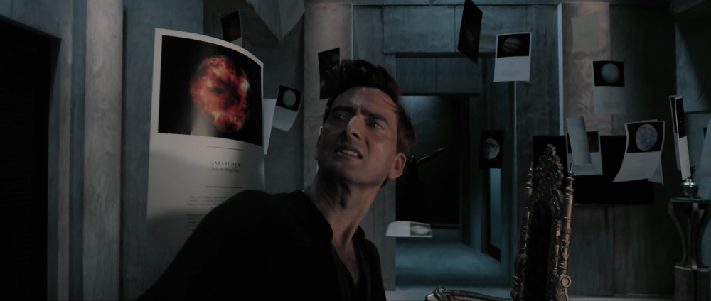 Good Omens – Gallifrey