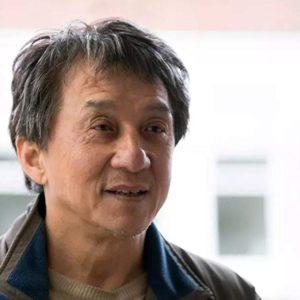 Jackie Chan old