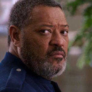 Laurence Fishburne old