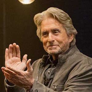 Michael Douglas old