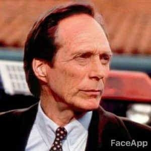 William Fichtner old after FaceApp