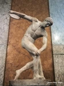 British Museum Discobolus