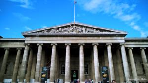 British Muzeum front