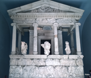 British Museum Nereid Monument