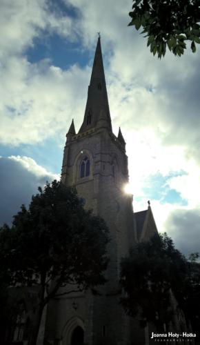Cambridge St Church Tower