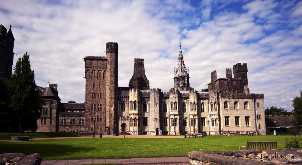 Cardiff Castle - Main lodgings