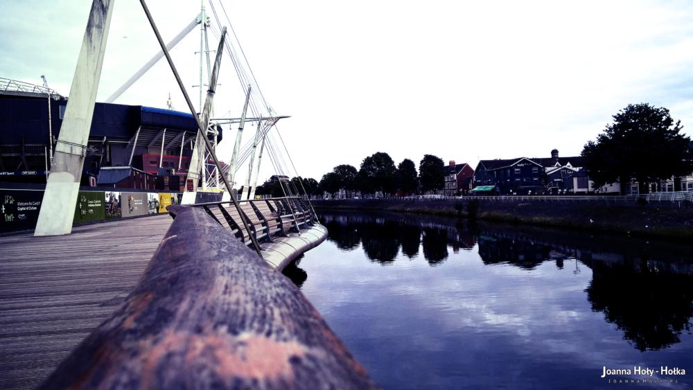 Cardiff Millennium Walk