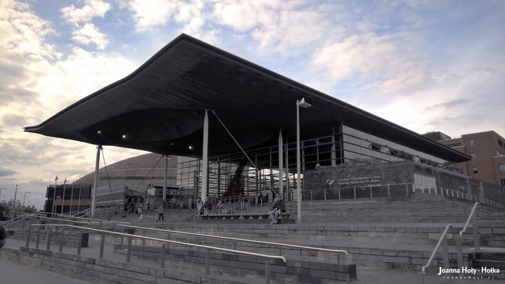 National Assembly in Cardiff