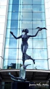 Cardiff Nereid Sculpture