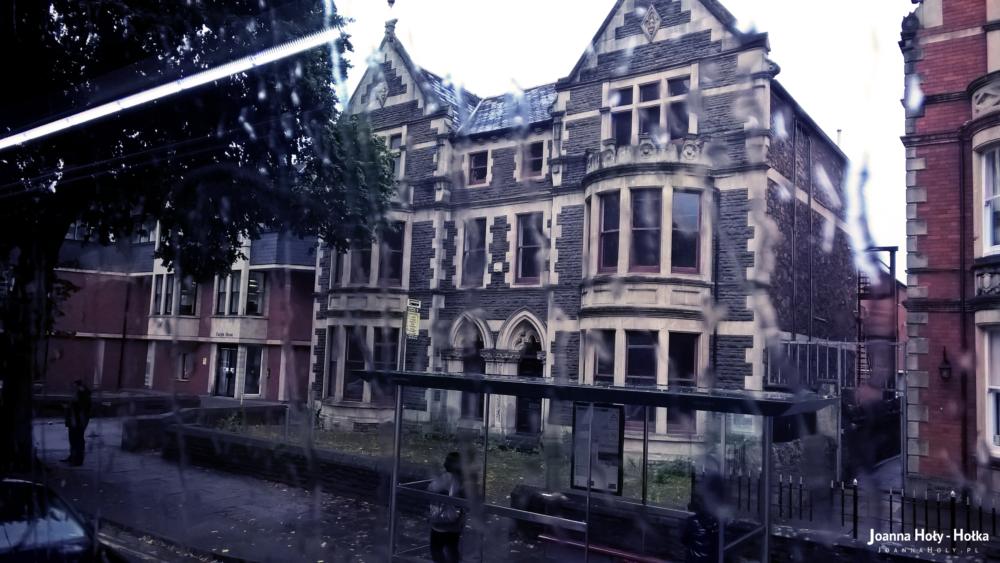 Cardiff rain