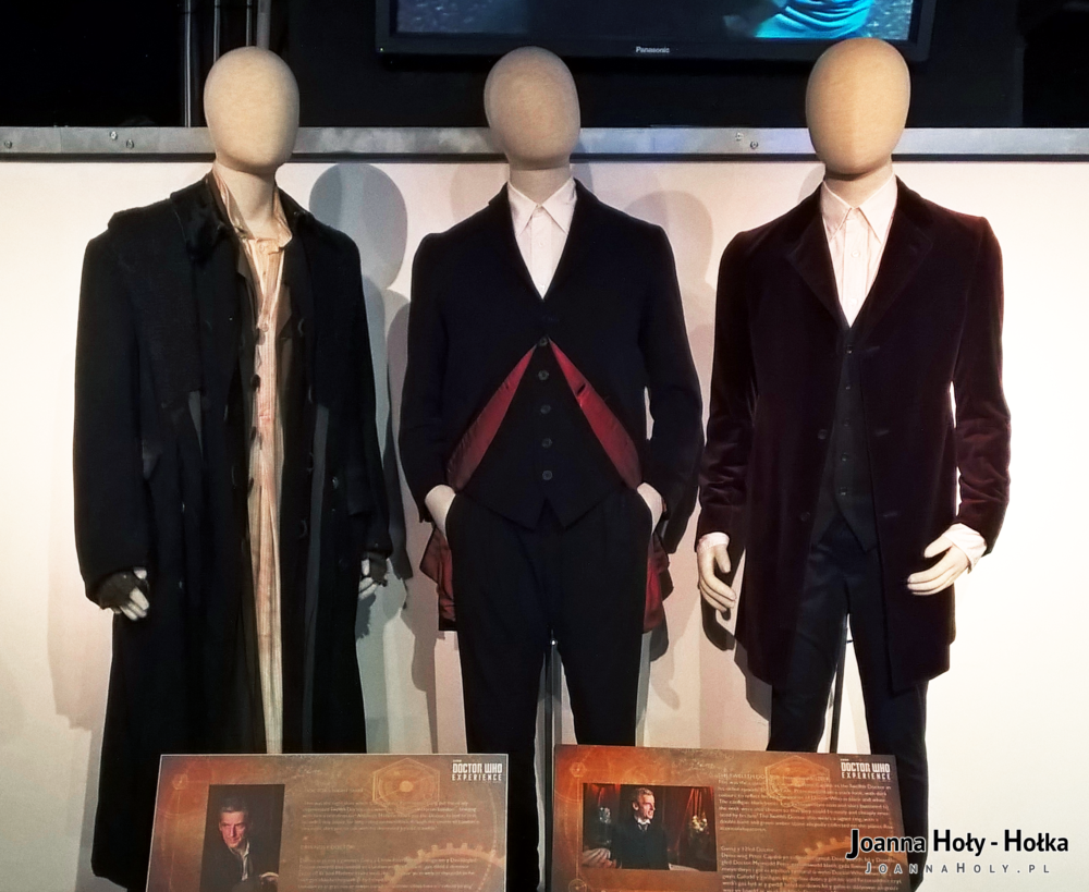 Twelfth Doctor Who outfits