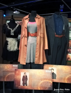 Doctor Who Astrid Donna Captain Jack Harkness outfit