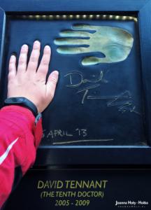 Odciski dłoni Davida Tennanta