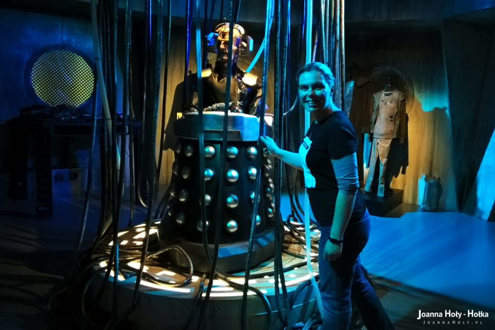 Doctor Who Experience Davros