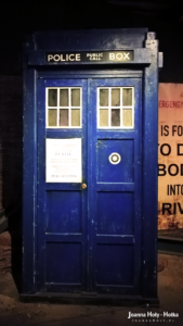 First Doctor TARDIS