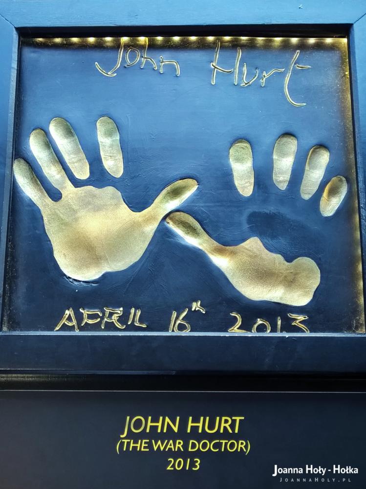 Odciski dłoni Johna Hurta