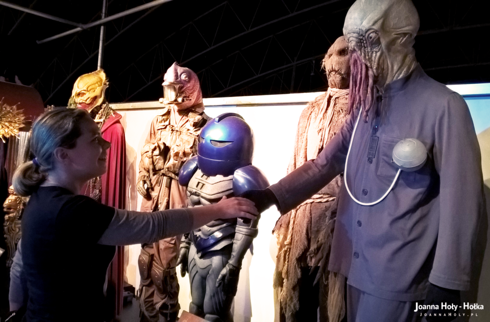 Doctor Who odd meeting with Ood