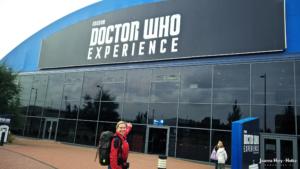 ja, pod Doctor Who Experience
