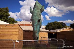 London Still Water sculpture