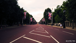The Mall - Road to Buckingham Palace