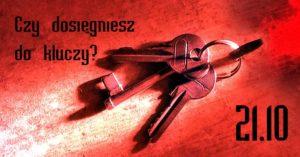 Uwięziony promocja – Czy dosięgniesz do kluczy?